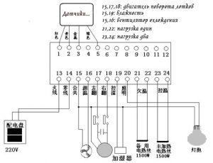 shema-podklyucheniya-kontrollera-x18