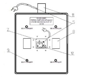 инкубатор петушок инструкция по применению регулировка